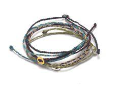 love these bracelets by Scosha.