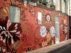Murals!