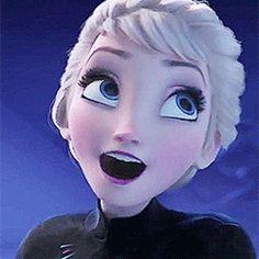 Jack Frost and Queen Elsa Gif