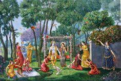 Krishna - Kunj Bihari
