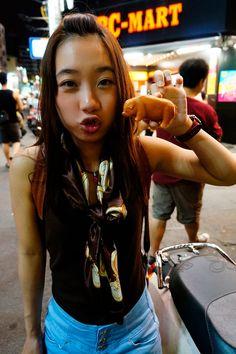 在台灣這段日子吃了很多美食,特別是夜市讓人嘴巴都停不下來。/來源:Travel with Stella*