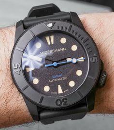 Andersmann Deep Ocean 3000M Watch Review