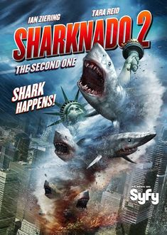 sharknado2 - Google 検索 Movies 2014, Netflix Movies, All Movies, Movies To Watch, Movies Online, Tara Reid, Sharknado 2, Thriller, Bad Trip