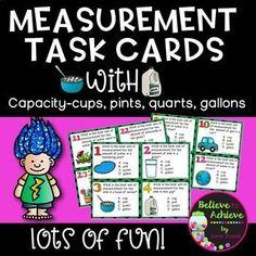 Measurement -Cups, P