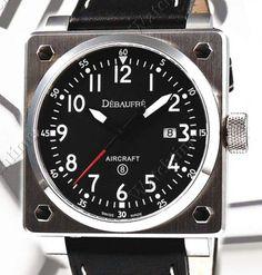 Dèbaufrè Watches | Aircraft-8