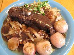 Lammasreseptit Salads, Pork, Apps, Meat, Pork Roulade, Pigs, Salad, App, Chopped Salads