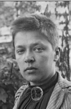 Ellen Thesleff, Finnish artist, 1869-1954