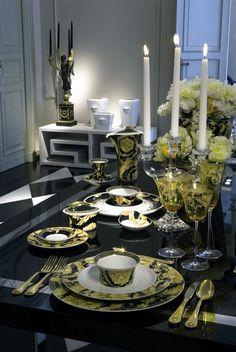 ~ Versace Dinnerware ~