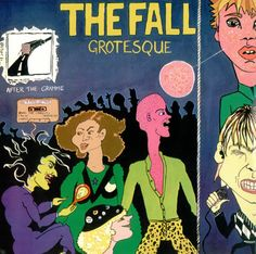 The Fall-Grotesque