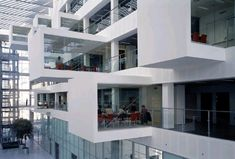 cantilevered conference room - Google Search