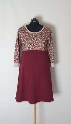 Kjole str. 44 Handmade Dresses, Handmade Clothes