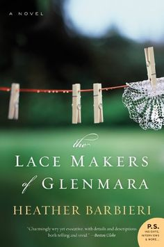 The Lace Makers of Glenmara by Heather Barbieri http://www.amazon.com/dp/B002DBINWG/ref=cm_sw_r_pi_dp_l3x4wb10VQR0D