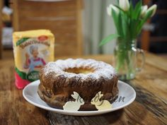 Doughnut, Cake, Food, Kuchen, Essen, Meals, Torte, Cookies, Yemek