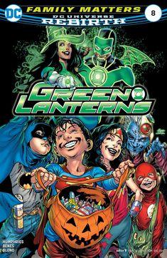 Green Lanterns (2016) #8 #DC @dccomics #GreenLanterns (Cover Artist: Joe Prado, Robson Rocha & Alex Sinclair) Release Date: 10/5/2016