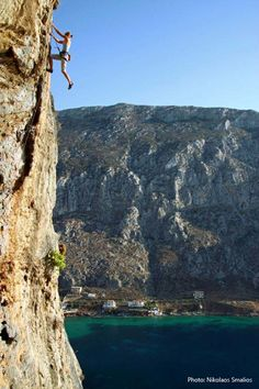 The Magic of Kalymnos | Climbing The most beautiful Island of the entire world!!! <3