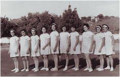 Equipa de Voleibol -  anos 60 Séc XX Anos 60, Volleyball