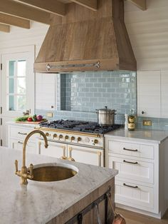 house of turquoise kitchen - Google Search