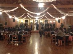 Plan B ceremony inside Sage Hall.