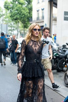 Couture Culture: The Best Street Style from Paris