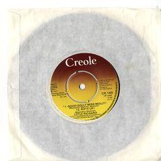 "Little Richard Good Golly Miss Molly! 7"" vinyl single (7 inch record) UK LTR07GO601794"