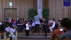 L'Estro Armonico with YPCO; Young People's Chamber Orchestra's summer 2010 concert. The piece is L'Estro Armonico by Antonio Vivaldi. See more of young violinist #daughterA_from_dougclin