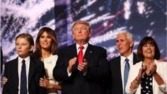 RNC 2020: Republican Party convention nominated Trump - full schedule - BBC News