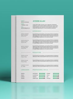 Friday Freebies: Collection of free CV templates! Hexagon Vita by Sven Kaiser - Download Resume by Ayoob Ullah - Download Resume by Abdullah Al Mamun - Download CV / Resume by Hadi Reda - Download Simple Resume by Jonny Evans - Download Resume by Georgian-Sorin Maxim - Download Creative Resume by Fernando Báez - Download Have / know a freebie that you want to share? - Feel free to send it! The Design Blog:  facebook  |  twitter  |  pinterest  |  subscribe