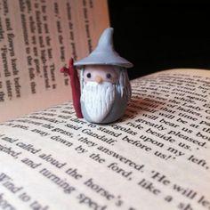 Adorable Little Gandalf
