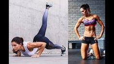 Alexia Clark: Queen of Cardio and Core Exercises - YouTube