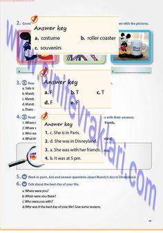 7. Sınıf İngilizce Pantera Yayınları Ders Kitabı Cevapları Sayfa 19   7. Sınıf İngilizce Pantera Yayınları Ders Kitabı Cevapları Sayfa 19 ... Friend 2, Reading, Reading Books