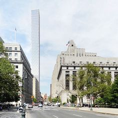 Thomas Juul-Hansen-Designed Residential Tower Proposed At 137 Centre Street, Chinatown
