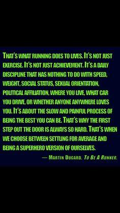 ❤ Running