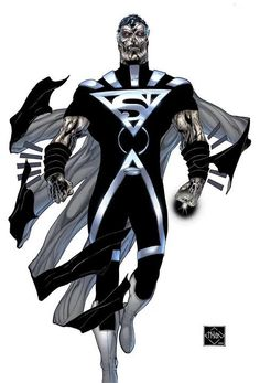 Photo of Black Lantern Superman for fans of DC Comics 16567286 Superman Art, Superman Family, Superman Man Of Steel, Batman, Black Superman, Dc Comics Art, Marvel Dc Comics, Alex Ross, Comic Book Characters