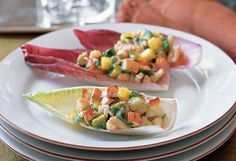 Lobster Salad with Mango and Avocado