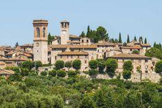 Corciano Uno dei Borghi più belli d'Italia
