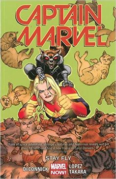 Captain Marvel Volume 2: Stay Fly: Amazon.de: Kelly Sue Deconnick, Marcia Takara: Fremdsprachige Bücher