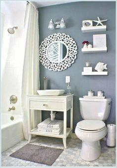 Ocean Themed Bathroom decor ideas