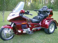Our 99' Goldwing