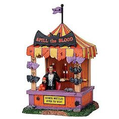 Lemax Spooky Town Collection -Spill The Blood