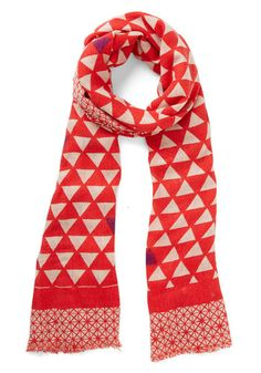 Tri a Little Tenderness Scarf, @ModCloth