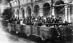 [Mystère #202] Une inspection de la première ligne de Métro à Londres en 1862