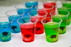 How to Make Mad Eye Martini Jello Shots: 9 steps (with pictures)