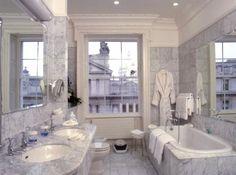 Bathroom at The Merrion Hotel - Dublin - Ireland