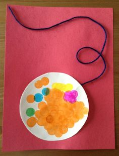 Y is for Yoyo Craft - Preschool Craft - Letter of the Week Craft - Kids Craft
