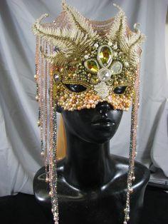 Matrimonial Headdress, contest piece www.mgsdesigns.net