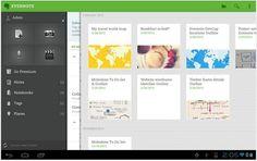 Actualización de Evernote para Android incluye varias novedades importantes   GeeksRoom