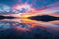 Mirror Image, Mountains, Nature, Travel, Naturaleza, Viajes, Destinations, Traveling, Trips