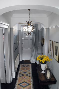 Katharine & James' Glamorous Family Home in London House Tour | Apartment Therapy