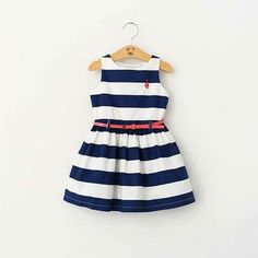 From trendy party wear dresses to comfy newborn outfits, we offer the best brands in kids' fashion. For exclusive deals on kids wear, visit Babycouture. Baby Girl Birthday Dress, Baby Girl Party Dresses, Baby Dress, Nice Dresses, Girls Dresses, Summer Dresses, Dresses 2016, Summer Clothes, Baby Girl Fall Outfits