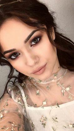 Make up. Do u like it? #makeup #make #love